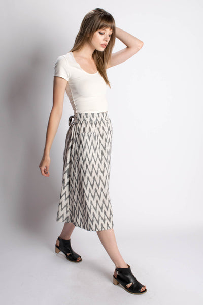 The Classic Midi Skirt