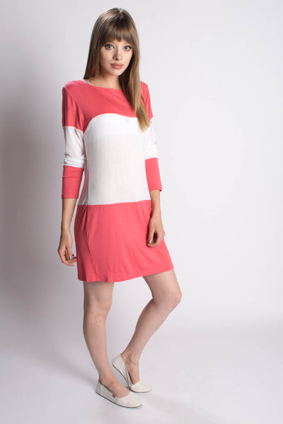 Pink Nyssa Dress