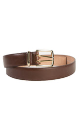 Vegan Eco-Suede Wide Belt - Bhava
