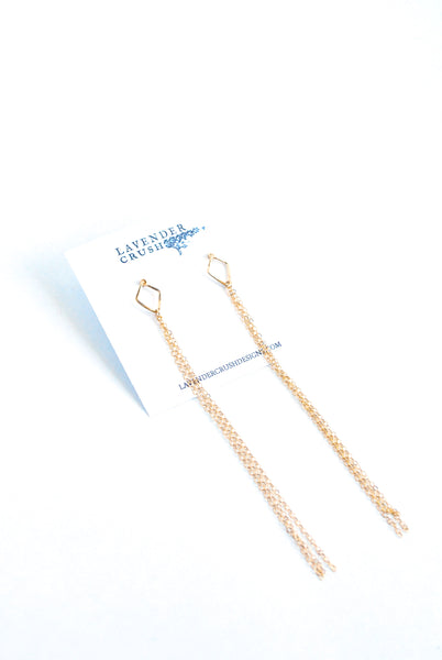 Catalina Long Earrings