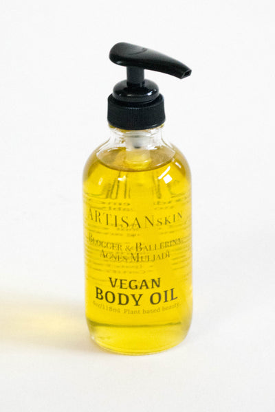 Agnes Vegan Body Oil
