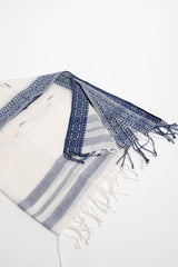 Sevya Hasita Cotton Scarf Bead & Reel