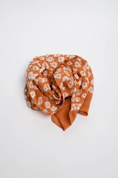 Bandhani Cotton Scarf
