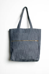 Denim Laptop Bag - rHope