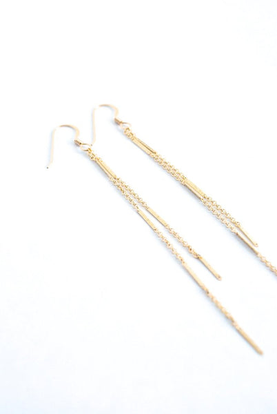 Long Fiji Earrings