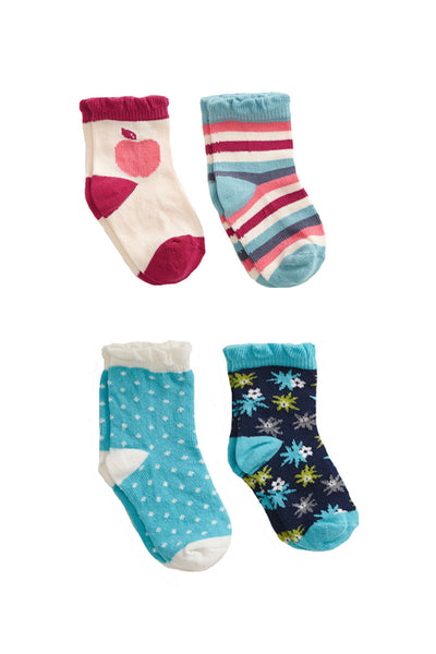 Fruitstand Sock Four-Pack