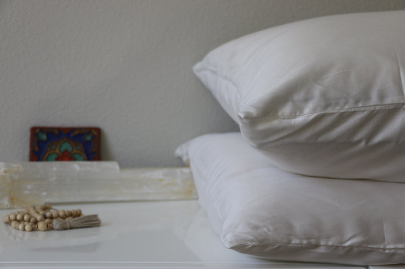Bamboo Satin Pillowcase | Dignity Collective