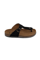 Nae Vegan Black Kos PET Sandal Bead & Reel