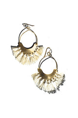 On The Fringe Earrings - Housgoods