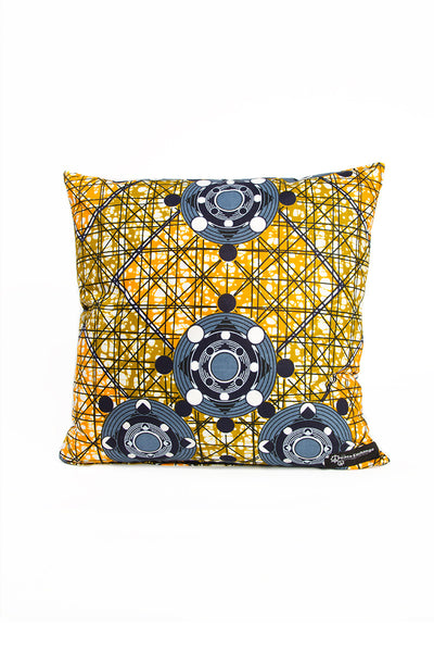 Fair Trade Print Pillow Cases
