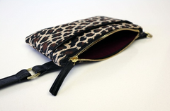 Small Pocket Bum Bag in Leopard - Hipsters for Sisters