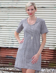 Fair Trade Travelling Dress - Passion Lilie