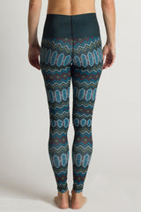 Full Length Amber Leggings - Yoga Democracy