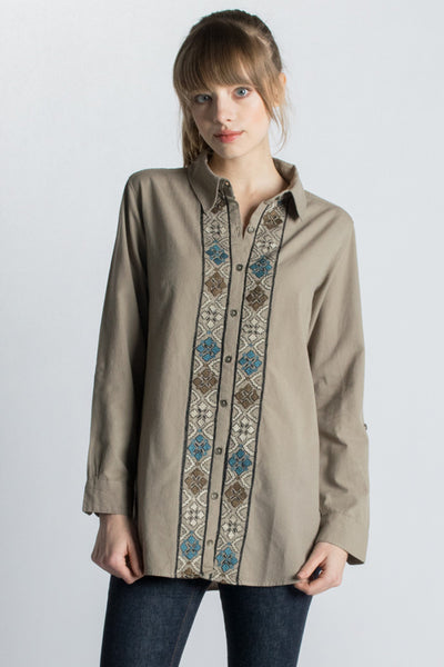 Asma Button Down Shirt