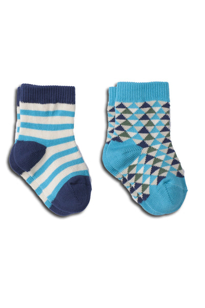 Campground Baby Sock Two-Pack