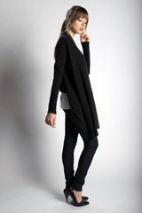 Black Chameleon Cardigan - Groceries Apparel