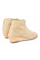 Bhava Coco Wedge Bootie Bead & Reel