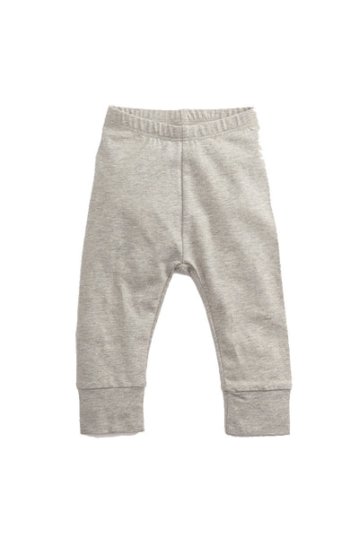 Heather Gray Cuffster Pants