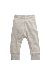 Organic Heather Gray Cuffster Pants - PACT