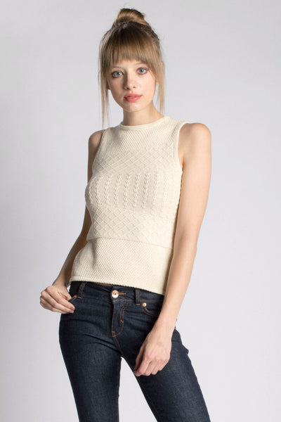 Bianca Knit Shell