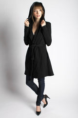 Black Lauren Coat - Groceries Apparel