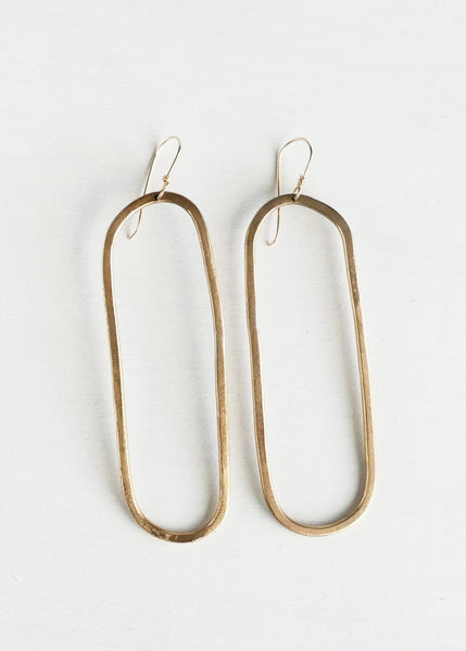 Loop d'loop Earrings