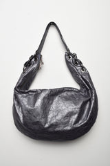 Matt & Nat Gunmetal Vegan Handbag