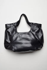 Matt & Nat Black Vegan Leather Handbag