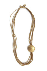 Recycled Melaku Necklace - Fair Anita