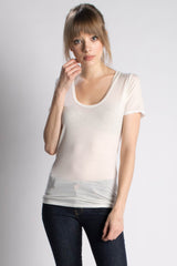 White Milk Top - Groceries Apparel