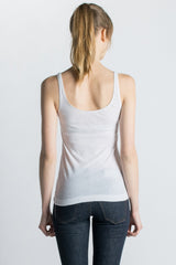 Organic Cotton Tank - Only Hearts