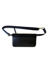 Black Pocket Bum Bag - Hipsters for Sisters
