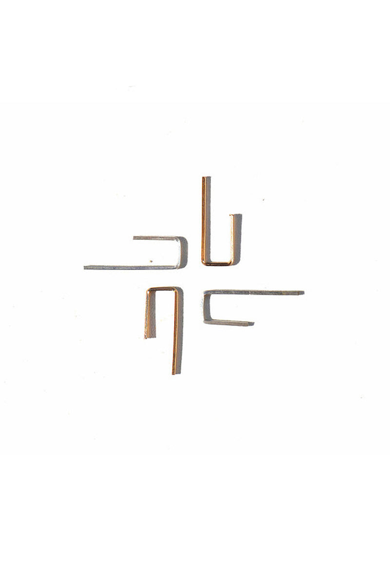 Rod Post Earrings - Housgoods