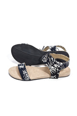 Black Palm Sambal Sandal - Indosole