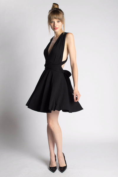 5-in-1 Short Infinity Dress