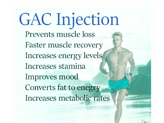 GAC injections – what are they?
