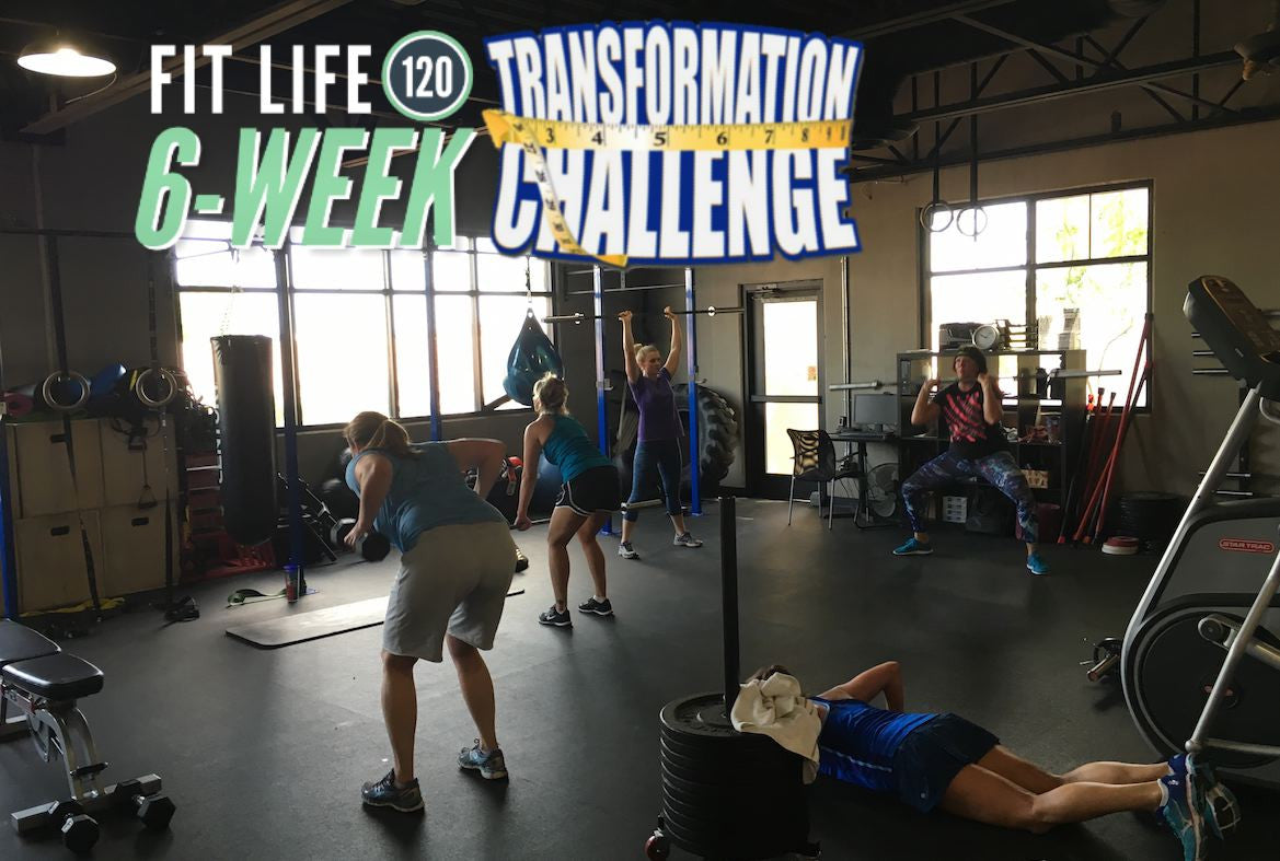 6 Week Transformation Program- Silver - MedFit 120