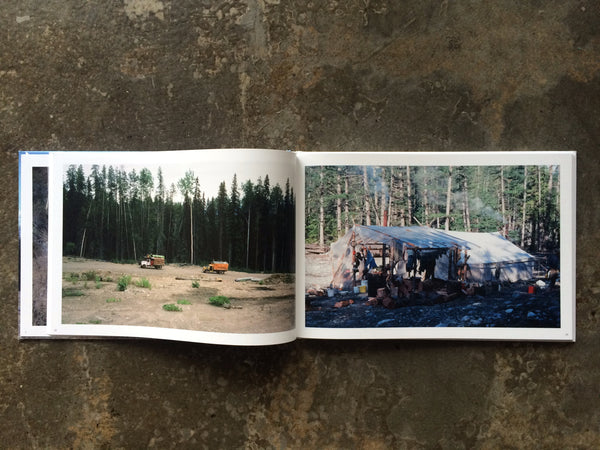 Nahanni Reforestation Book