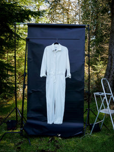 NA Jumpsuit, white