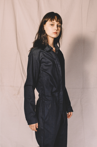 NA Jumpsuit - navy