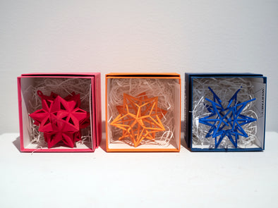 Frank Stella Ornaments