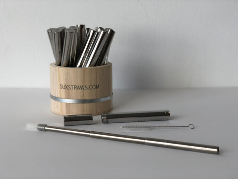 SUX Reusable Straw