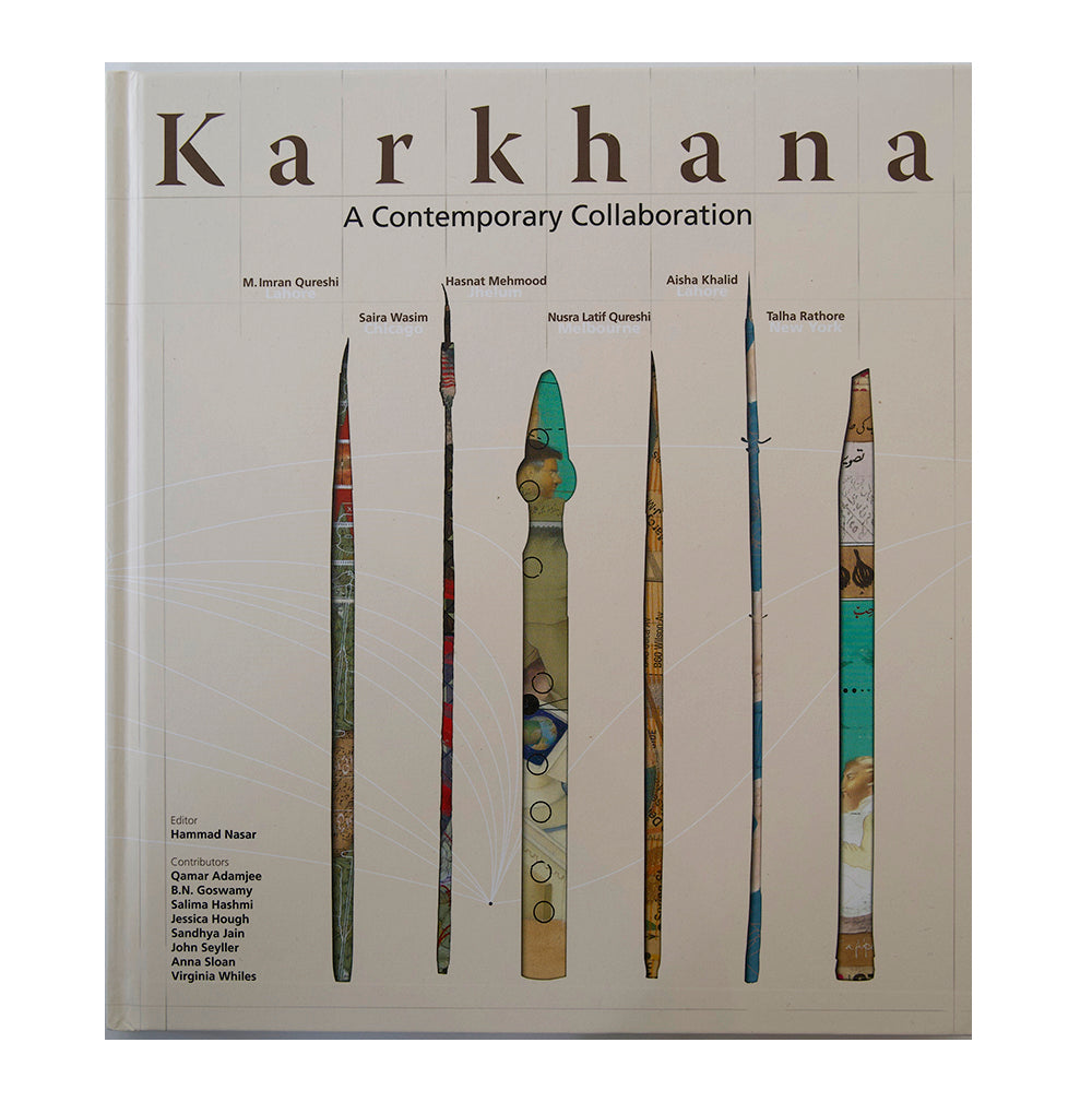 Karkahana: A Contemporary Collaboration