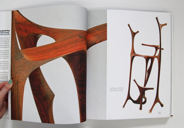 Wendell Castle: Wandering Forms–Works from 1959-1979