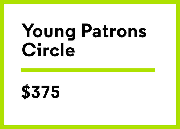 Membership: Young Patrons Circle