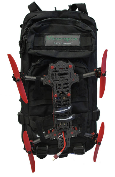 FPV Quad Racer Cases & Backpacks