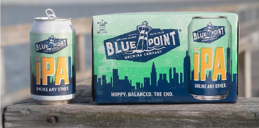 Blue Point Brewing