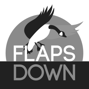 Flaps Down Apparel