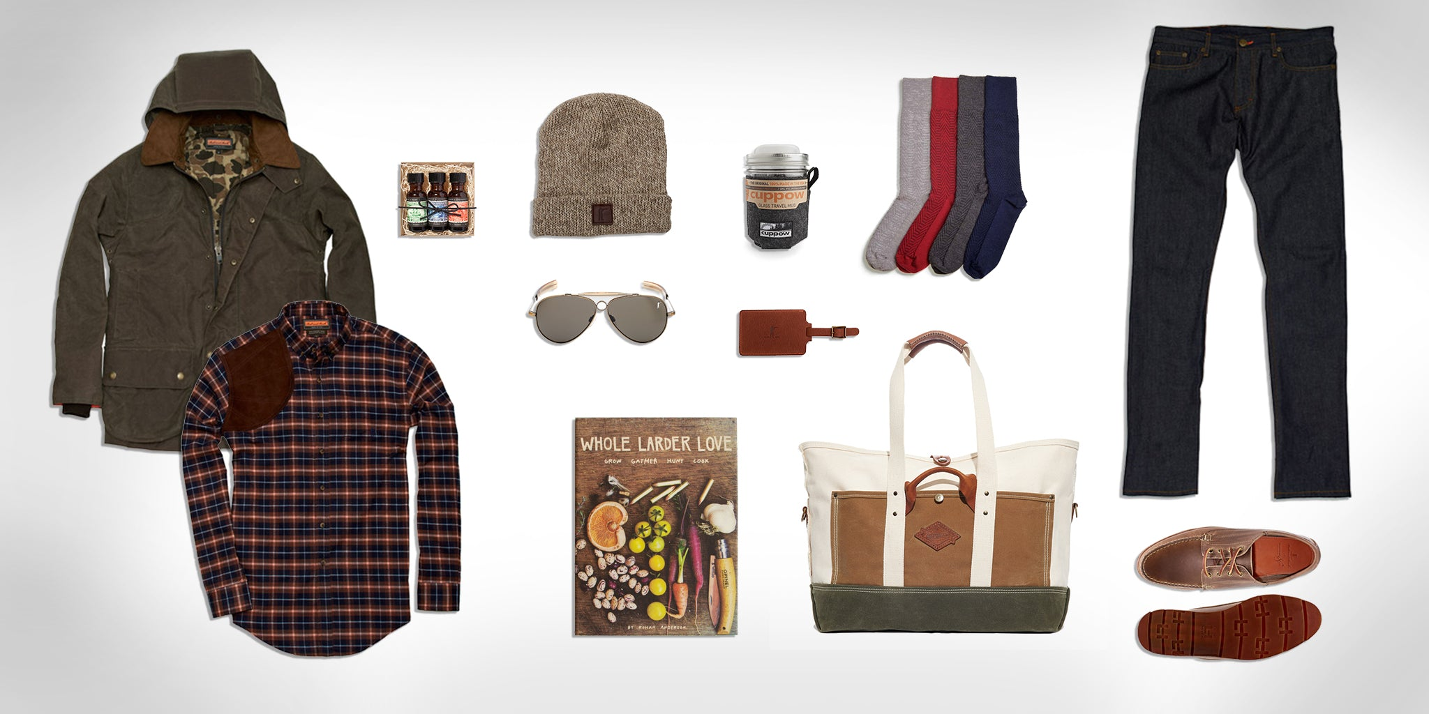 Jetset Gift Guide by Ball and Buck