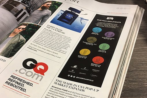 FEATURED SPONSOR: GQ